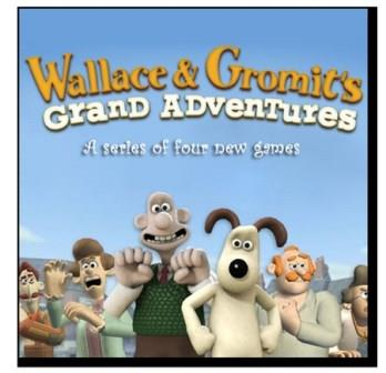 Wallace and Grommit Grand Adventures Episode 1 - Fright of the bumblebees (2014/Rus) PC