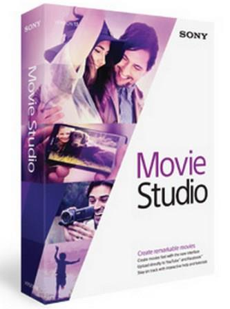 Sony Vegas Movie Studio Platinum 13.0 Build 932 [x86] (2014) PC