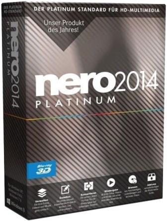 Nero 2014 Platinum 15.0.10200 Final (2014) РС | RePack