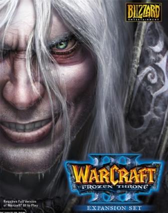 Warcraft III: Frozen Throne v.1.24e (2010) PC | RePack от games vandal