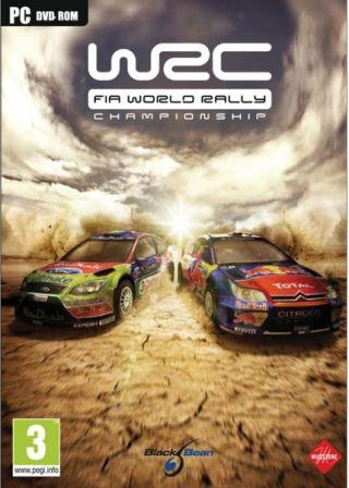 WRC. FIA World Rally Championship? (2010) PC | RePack от R.G. ReCoding
