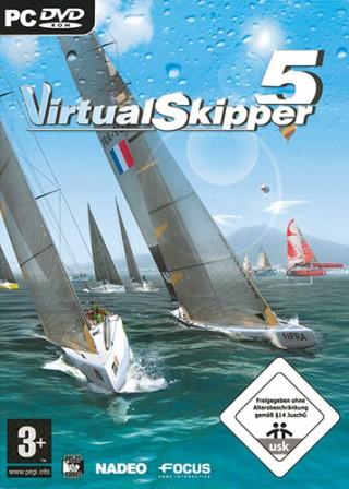 Virtual Skipper 5 - 32nd America's Cup: The Game (2007) PC
