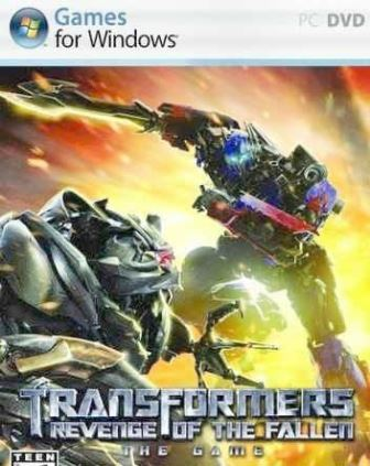 Трансформеры 2 : Месть падших / Transformers 2 : Revenge of the Fallen (2009) PC | Lossless RePack от Spieler