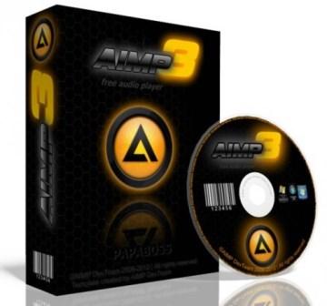 AIMP Audio Player 3.55.1345 Final Portable
