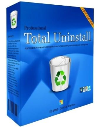 Total Uninstall 6.4.1 Professional (Cracked)