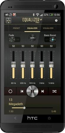 Equalizer + Pro (Music Player) v.0.10 (Cracked)