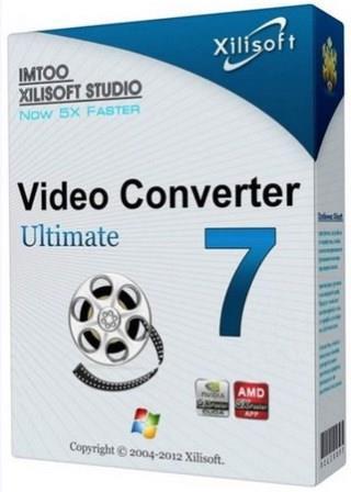 Xilisoft Video Converter Ultimate 7.8.0 Build 20140401 + Русификатор (Cracked)