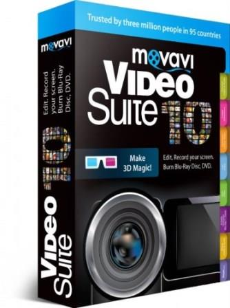 Movavi Video Suite 12.0.0 (Cracked)