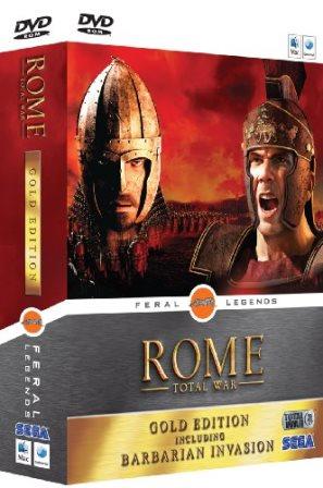 Rome: Total War - Gold Edition (2006) PC | RePack от Fenixx