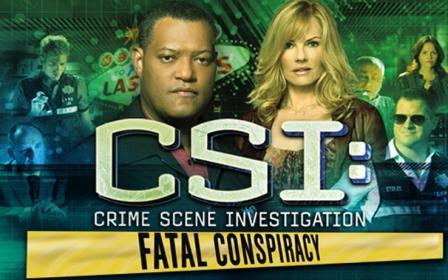 CSI: Fatal Conspiracy (2010) PC