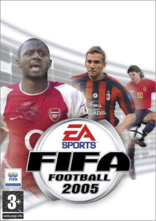 FIFA 2005 (2004) PC от tenow