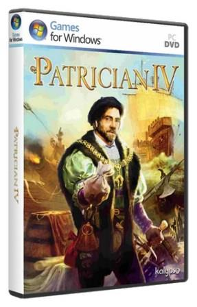 Патриций IV / Patrician 4: Conquest by Trade (2011) PC | Repack от R.G. Repacker's