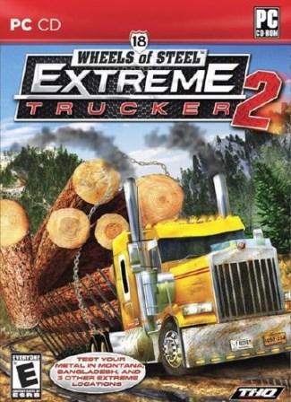 18 стальных колес. Экстремальные дальнобойщики 2 (2011) PC | RePack