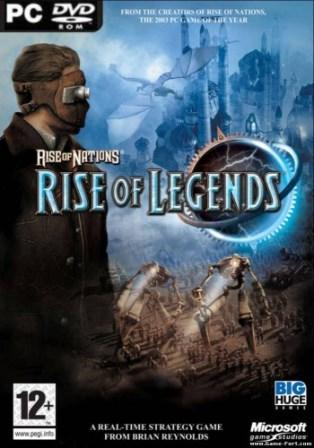 Rise of Nations: Rise of Legends (2006) PC | RePack by MOP030B от Zlofenix