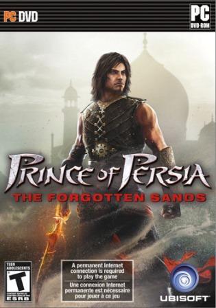Принц Персии: Забытые пески / Prince of Persia: The Forgotten Sands (2010) PC | Repack by MOP030B от Zlofenix