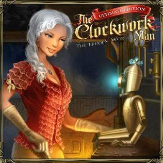 Заводной Человек: Скрытый Мир / The Clockwork Man 2: The Hidden World (2011) PC