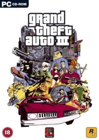 GTA 3 / Grand Theft Auto 3 (2002) PC   Лицензия