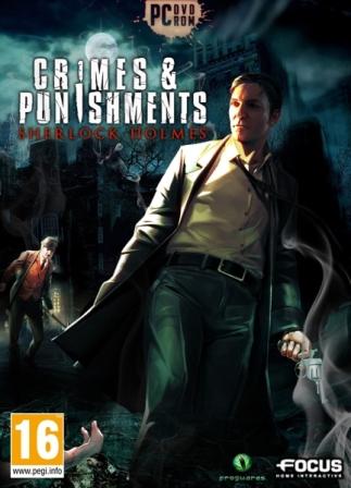 Sherlock Holmes: Crimes and Punishments (2014/RUS/ENG/RePack R.G. Revenants)
