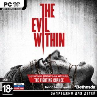 The Evil Within + DLC (2014/RUS/ENG/MULTI5/RePack by xatab)