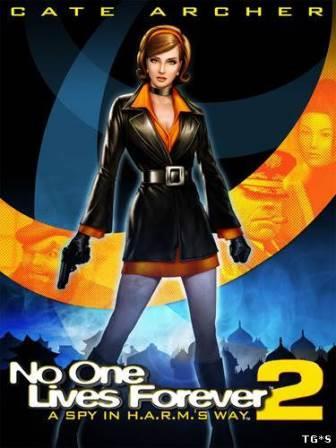 Никто не живет вечно 2 / No One Lives Forever 2 (2002) PC