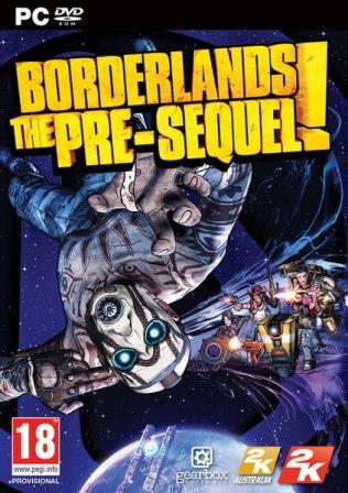 Borderlands: The Pre-Sequel (2014/RUS/ENG/RePack R.G. Revenants)