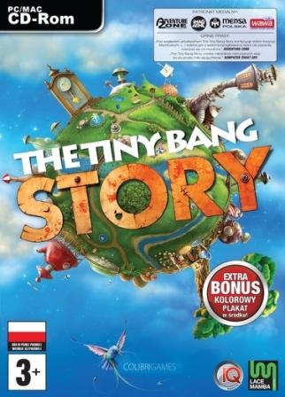 The Tiny Bang Story (2011) PC