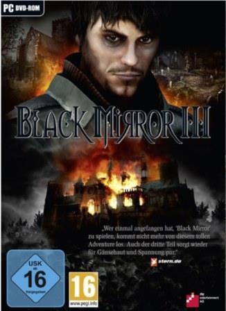 Черное зеркало 3 / The Black Mirror 3 (2011) PC | Repack от R.G. NoLimits-Team GameS