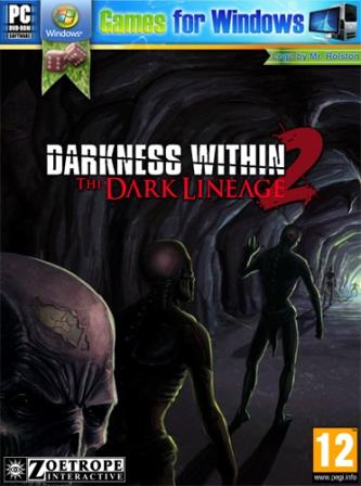 Darkness Within 2. Темная родословная (2011) PC   RePack от R.G. Repacker's