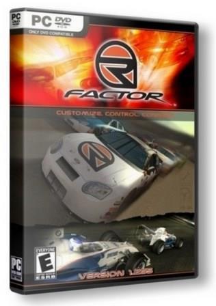 rFactor (2008) PC   RePack от R.G. ReCoding