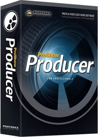 Photodex ProShow Producer 6.0.3410 (2014)  RePack & Portable