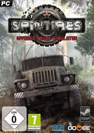 SpinTires (2014/RUS/MULTI18/RePack R.G. Steamgames)