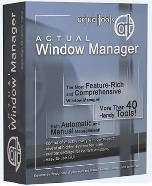 Actual Window Manager 8.1.0 Final (2014)