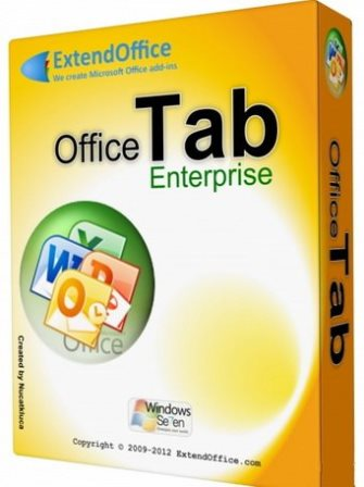 Office Tab Enterprise Edition 9.70 (2014) RePack by KpoJIuK