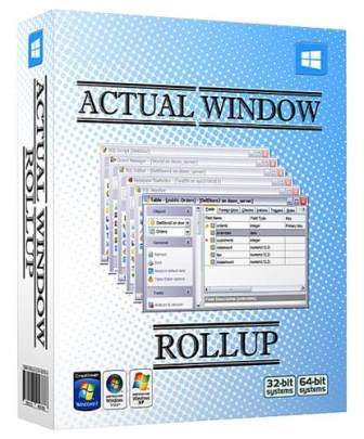 Actual Window Rollup v8.1 Final (2014)