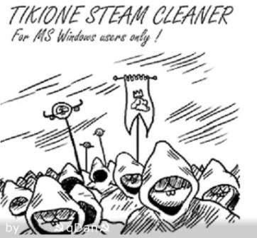 TikiOne Steam Cleaner 2.2 (2014)