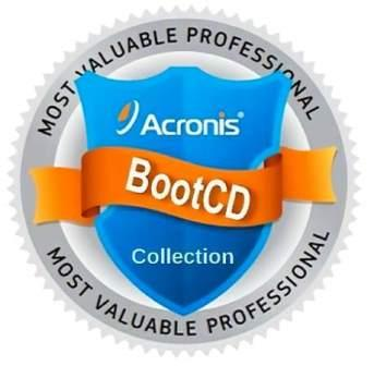 Acronis BootCD 2013 5 in 1 (2014)