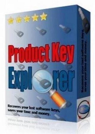 Product Key Explorer 2.3.6 + Portable (2014) PC