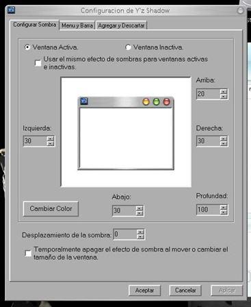 Yz Shadow 1.9 [Неоновая подсветка окон] (2014) PC
