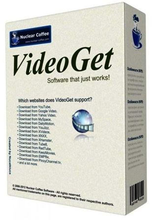 Nuclear Coffee VideoGet v7.0.3.89 Portable