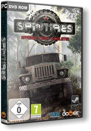 Spintires Build 16.01.15 v1 (2014) Steam-Rip