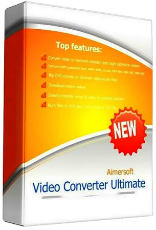Aimersoft Video Converter Ultimate 6.4.3.0 Final (Rus/Eng) PC