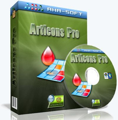 ArtIcons Pro 5.43 RePack by KpoJIuK
