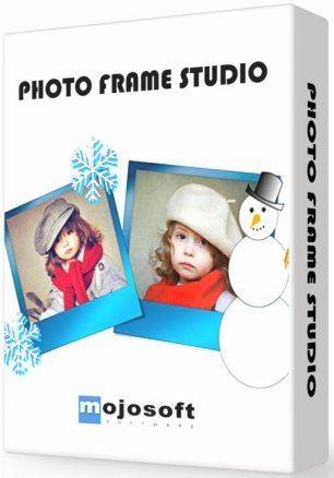Mojosoft Photo Frame Studio 2.96 RePack & Portable by Aleksey Popovv