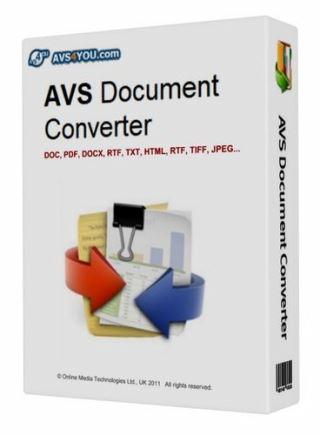 AVS Document Converter 2.3.2.233