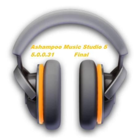 Ashampoo Music Studio 5.0.5.3 Repack & Portable by KpoJIuK
