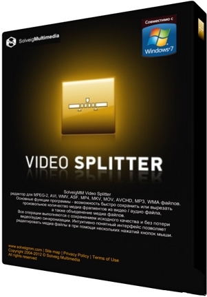 SolveigMM Video Splitter Business Edition 5.0.1505.20 Final (2015) PC | + Portable