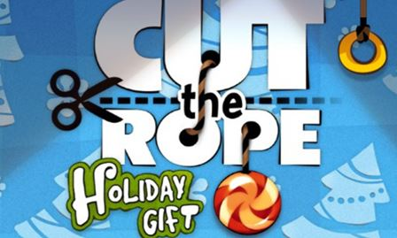 Cut the rope: Holiday gift (2013) Android