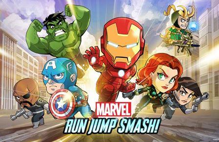 Марвел: Беги! Круши! (2014) Android
