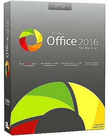 SoftMaker Office 2016 rev 745 Portable