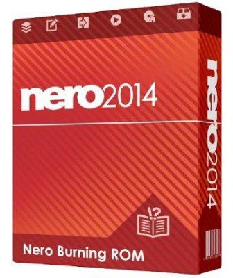 Nero Burning ROM 2014 v.15.0.03900 (Cracked)